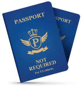 Passport not required