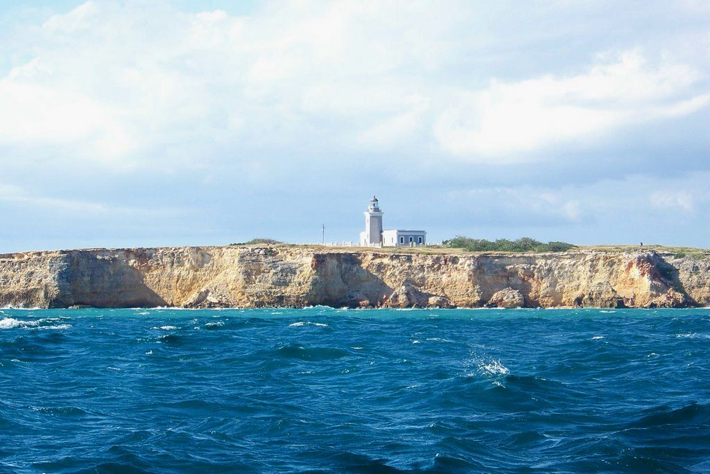 Cabo Rojo's Lighthouse view