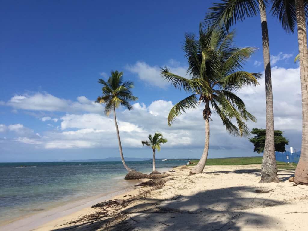 Haciendas del Club beach