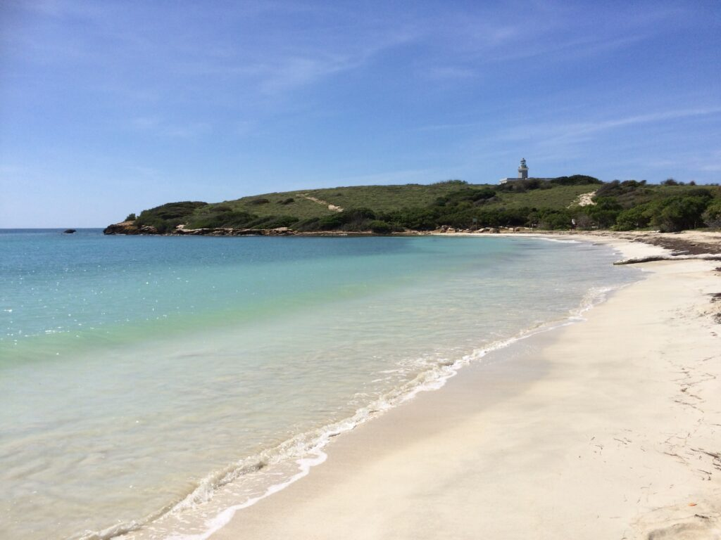 Playa Sucia/Playuela beach